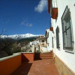 Отель Alojamiento Rural Sierra de Jerez Сьерра-Невада балкон