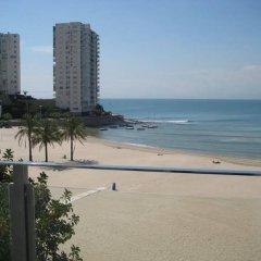 Отель El Chalet пляж
