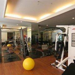 Отель Keerati Homestay Таиланд, Паттайя - отзывы, цены и фото номеров - забронировать отель Keerati Homestay онлайн фитнесс-зал