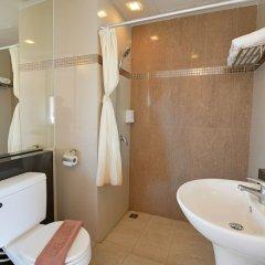 Отель OYO 109 Ozone Prime Resort Паттайя ванная