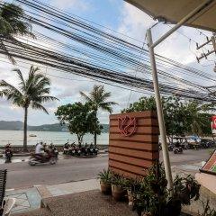 Отель Nida Rooms Patong Pier Palace пляж
