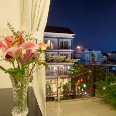 Отель Viva Homestay Вьетнам, Хойан - отзывы, цены и фото номеров - забронировать отель Viva Homestay онлайн балкон