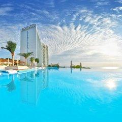 Отель INTERNATIONAL Hotel Casino & Tower Suites Болгария, Золотые пески - 2 отзыва об отеле, цены и фото номеров - забронировать отель INTERNATIONAL Hotel Casino & Tower Suites онлайн бассейн фото 3