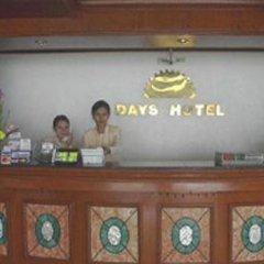 Отель Days Hotel Mactan Cebu Филиппины, Лапу-Лапу - отзывы, цены и фото номеров - забронировать отель Days Hotel Mactan Cebu онлайн интерьер отеля фото 2