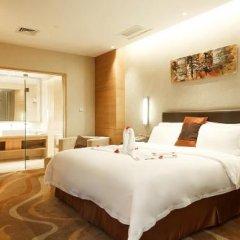 Отель Golden Bridge Garden Hotel Китай, Сямынь - отзывы, цены и фото номеров - забронировать отель Golden Bridge Garden Hotel онлайн комната для гостей фото 3