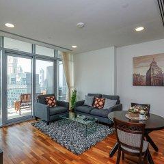 Отель Kennedy Towers Burj Daman комната для гостей фото 3