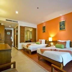 Отель Ravindra Beach Resort And Spa Таиланд, На Чом Тхиан - 6 отзывов об отеле, цены и фото номеров - забронировать отель Ravindra Beach Resort And Spa онлайн сейф в номере