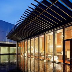 Отель Jinling Resort Tianquan Lake балкон