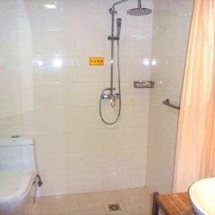 Отель Shenzhen Difu Business Hotel Китай, Шэньчжэнь - отзывы, цены и фото номеров - забронировать отель Shenzhen Difu Business Hotel онлайн ванная фото 2
