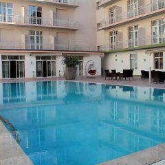 Отель Royal Park Азербайджан, Баку - отзывы, цены и фото номеров - забронировать отель Royal Park онлайн бассейн