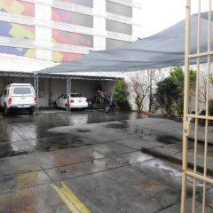 Hotel Regional Сан-Рафаэль парковка
