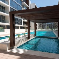 Отель DHH - Al Wasl 5 бассейн фото 2