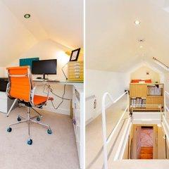 Отель Veeve 3 Bed Home By Emirates Stadium Highbury And Islington фитнесс-зал