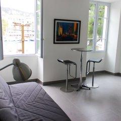 Отель Okeanos Apartment Франция, Ницца - отзывы, цены и фото номеров - забронировать отель Okeanos Apartment онлайн комната для гостей фото 3