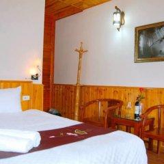 Отель Sapa Impressive Hotel Вьетнам, Шапа - отзывы, цены и фото номеров - забронировать отель Sapa Impressive Hotel онлайн комната для гостей фото 4