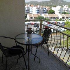 Отель Suitur Atico Playa Dorada Испания, Калафель - отзывы, цены и фото номеров - забронировать отель Suitur Atico Playa Dorada онлайн балкон