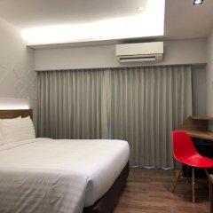 Отель Vela Bangkok Бангкок комната для гостей фото 5