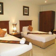 Апартаменты Baan Puri Apartments комната для гостей фото 2