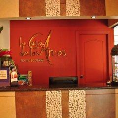 Отель La Casa De Los Arcos Сан-Педро-Сула интерьер отеля фото 2