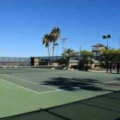 Отель Casita Verde Guesthouse спортивное сооружение
