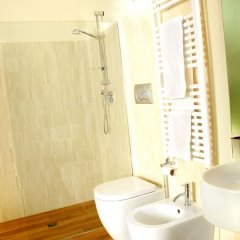 Отель Terres d'Aventure Suites ванная