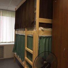 Хостел Москва Бауманская сейф в номере