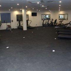 Отель Golden Tulip Ibadan фитнесс-зал