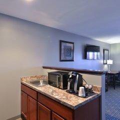 Отель HolmeSuites Columbus Airport/DLA США, Колумбус - отзывы, цены и фото номеров - забронировать отель HolmeSuites Columbus Airport/DLA онлайн в номере фото 2