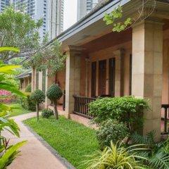 Апартаменты Plumeria Serviced Apartment Паттайя