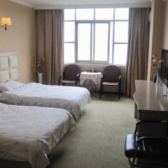 Wuhan Jiuzhou Hotel комната для гостей фото 5