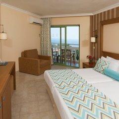 Iz Flower Side Beach Hotel All Inclusive комната для гостей фото 5