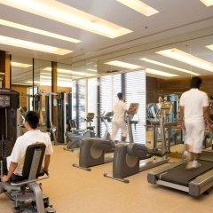 Отель Pullman Bangkok King Power фитнесс-зал фото 4