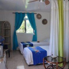 Отель Bora Vaite Lodge Французская Полинезия, Бора-Бора - отзывы, цены и фото номеров - забронировать отель Bora Vaite Lodge онлайн комната для гостей фото 4