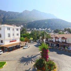 Cobanoglu Hotel Каш парковка