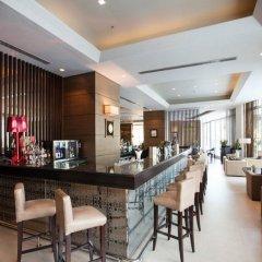 Отель Hilton Dubai Jumeirah гостиничный бар