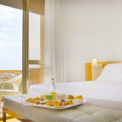 Hotel Miramare Чивитанова-Марке в номере фото 2