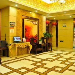 Отель GreenTree Alliance QianJin Road JIangNan интерьер отеля