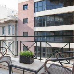 Malliott Eva Hotel балкон
