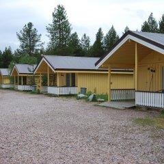 Отель Karasjok Camping парковка