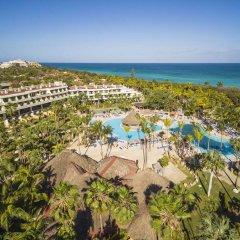 Отель Sol Palmeras пляж фото 2