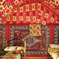 Отель Jabal Rum Camp сауна