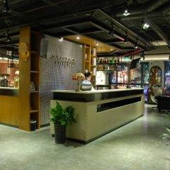 Отель James Joyce Coffetel Китай, Сиань - отзывы, цены и фото номеров - забронировать отель James Joyce Coffetel онлайн гостиничный бар