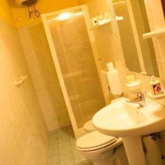 Отель Arenella Beach Аренелла ванная