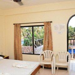 Отель Ocean Waves Meera Гоа комната для гостей фото 2