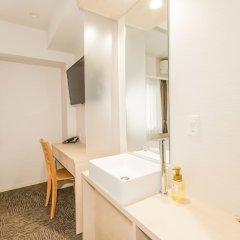 Hotel Ninestates Hakata Порт Хаката ванная