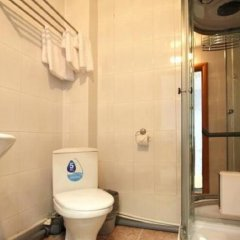 Гостиница Арктика в Тюмени 9 отзывов об отеле, цены и фото номеров - забронировать гостиницу Арктика онлайн Тюмень ванная фото 2