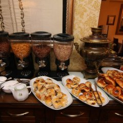 Отель Yusuf Pasa Konagi Стамбул питание
