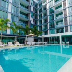 Отель Oceanstone 605 бассейн фото 3