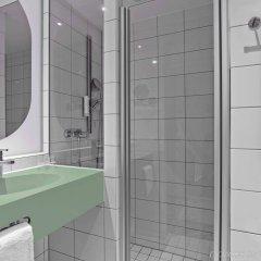 Отель Prizeotel Hamburg-City Германия, Гамбург - отзывы, цены и фото номеров - забронировать отель Prizeotel Hamburg-City онлайн ванная