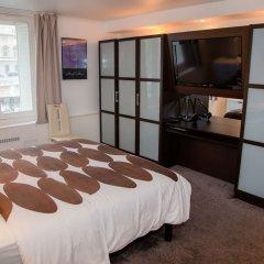 Отель Le Notre Dame Париж комната для гостей фото 2